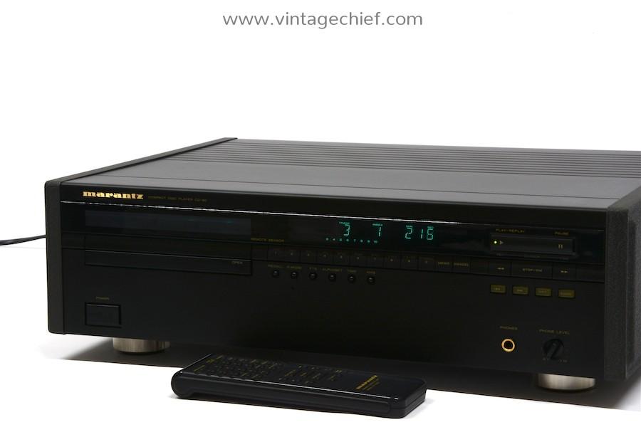 Marantz CD-80 CD Player