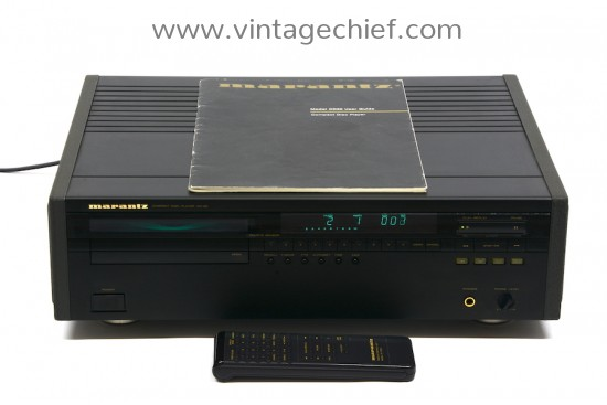 Marantz CD-80 CD Player