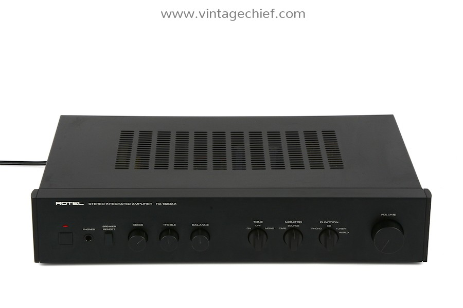 Rotel RA-820AX Amplifier