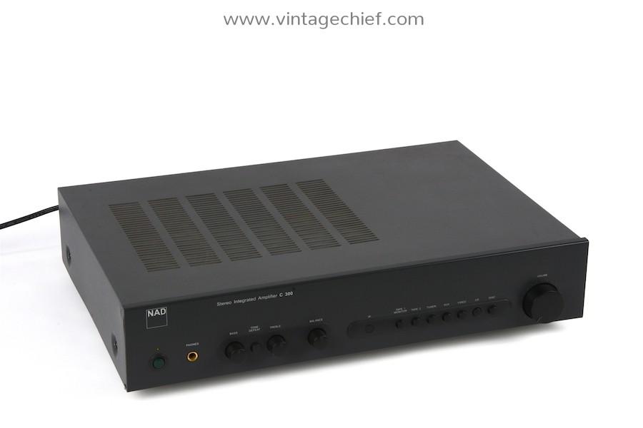 NAD C300 Amplifier