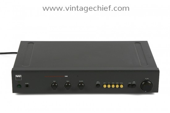 NAD 1000 Monitor Series Preamplifier