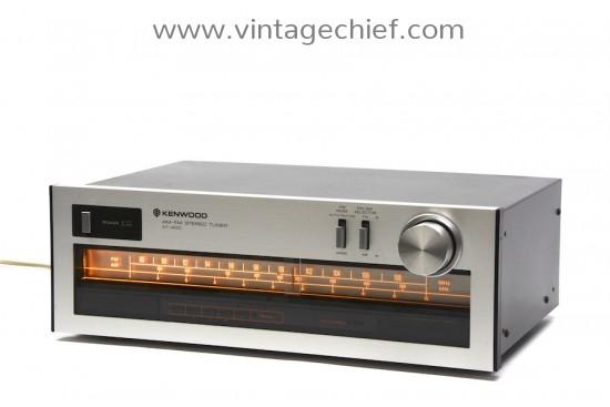 Kenwood KT-400 FM / AM Tuner