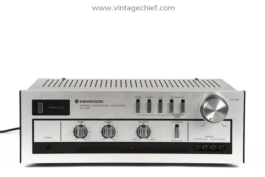 Kenwood KA-300 Amplifier