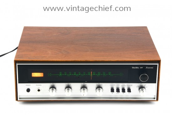 Sansui Solid State 300 Receiver