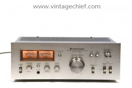 Kenwood KA-5500 Amplifier