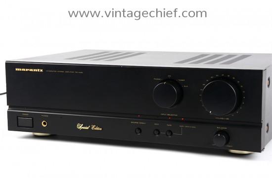 Marantz PM-44SE Special Edition Amplifier