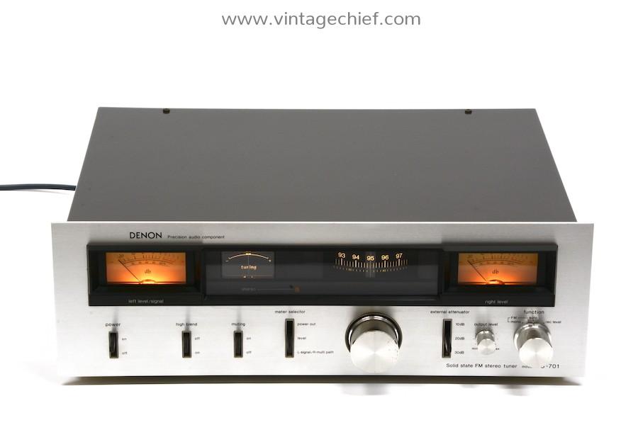 Denon TU-701 FM Tuner