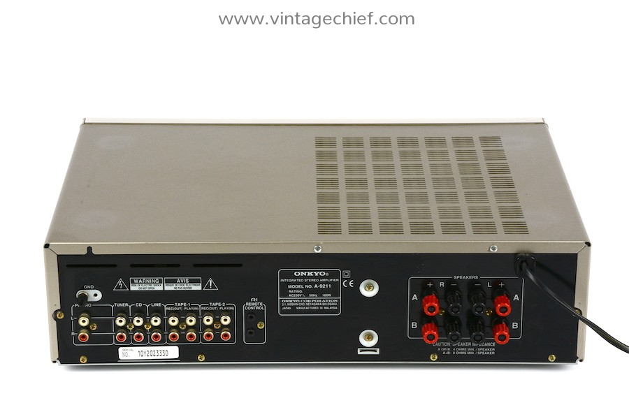 Onkyo A-9211 Amplifier