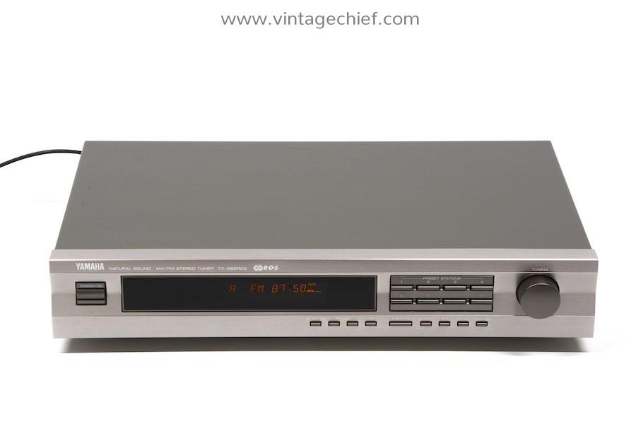 Yamaha TX-592RDS FM / AM tuner
