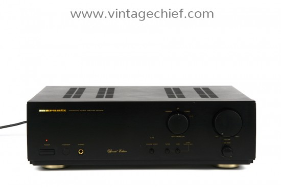 Marantz PM-66SE Special Edition Amplifier