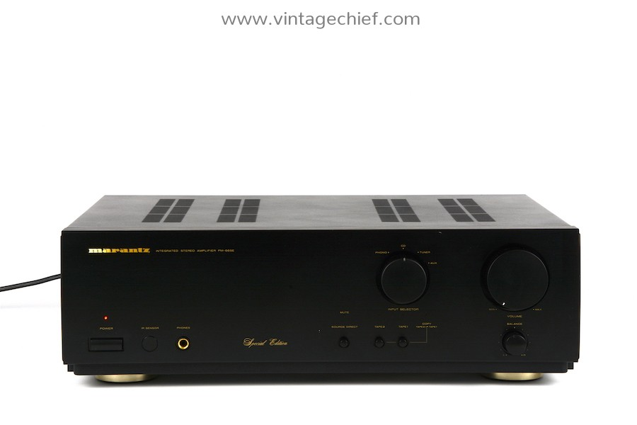 Marantz PM-66SE Special Edition Amplifier