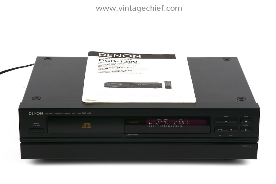 Denon DCD-1290 CD Player
