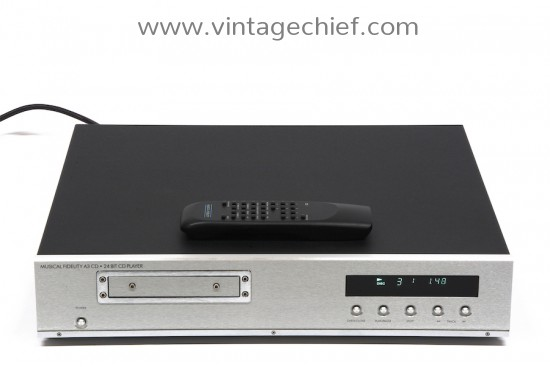Musical Fidelity A3 CD Player