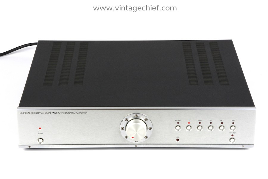 Musical Fidelity A3 Amplifier