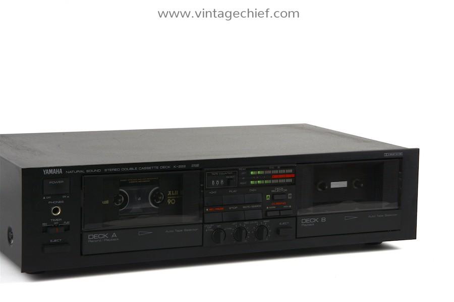 Yamaha K-222 Cassette Deck