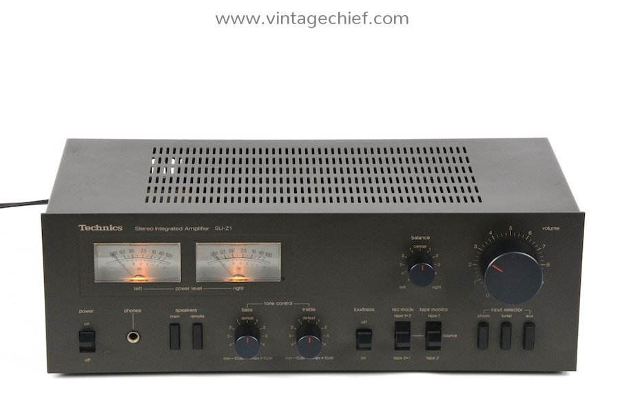 Technics SU-Z1 Amplifier