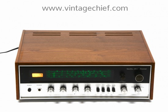 Sansui Solid State 300L Receiver