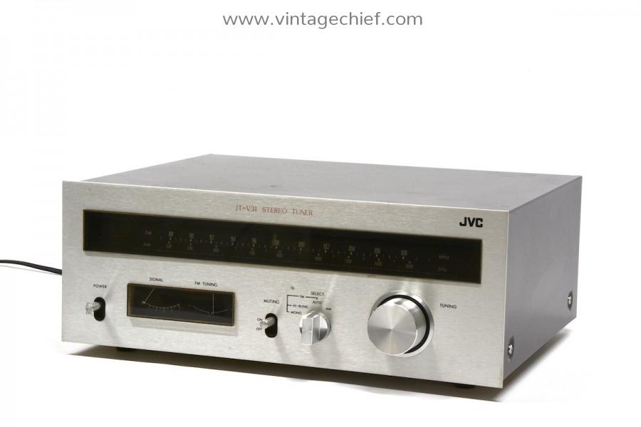 JVC JT-V31 FM / AM Tuner