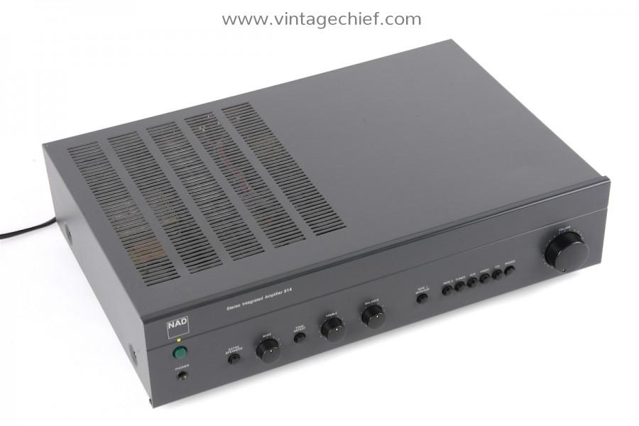 NAD 314 Amplifier