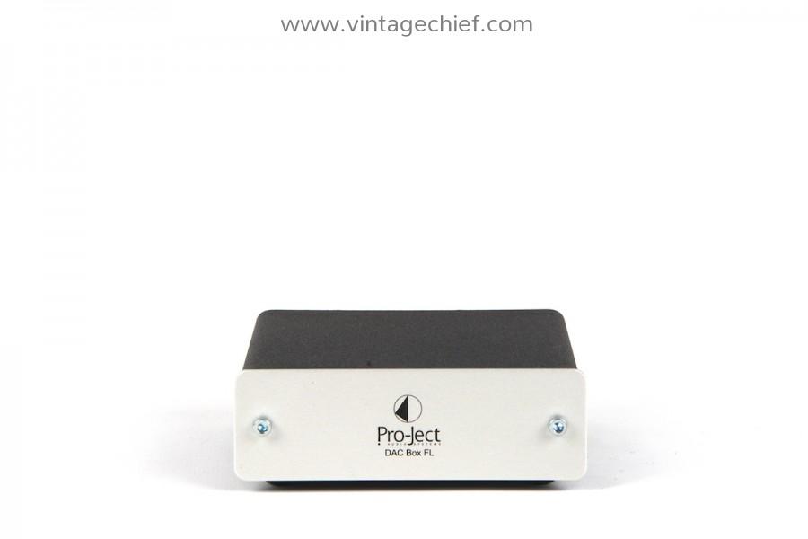 Pro-Ject DAC Box FL DAC