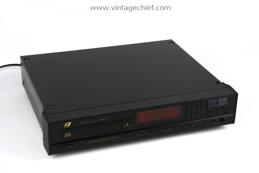 Sansui CD-X701 CD Player