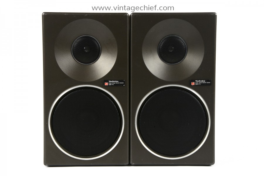 Technics SB-F1 Speakers