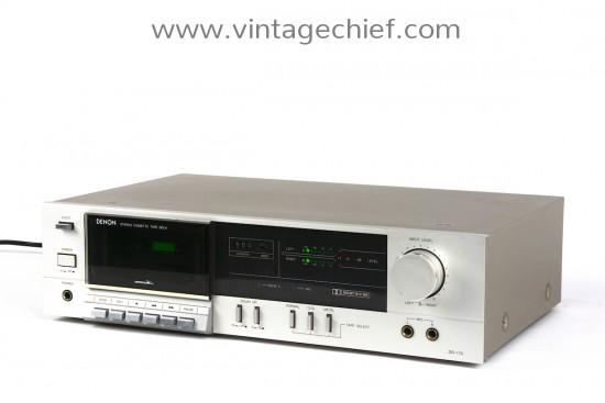 Denon DR-170 Cassette Deck