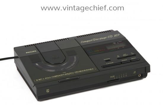 Philips CD207 CD Player