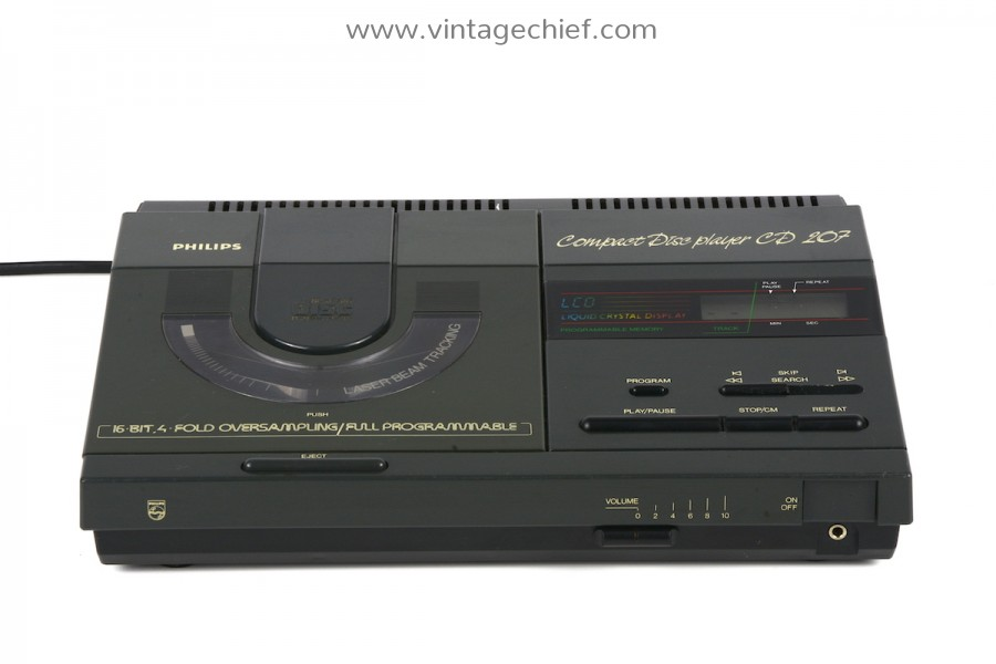 Philips CD207 CD Player