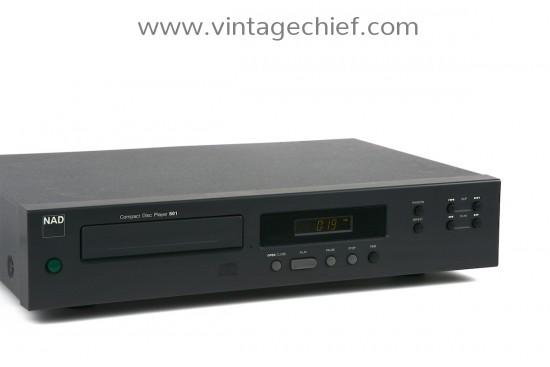 NAD 501 CD Player