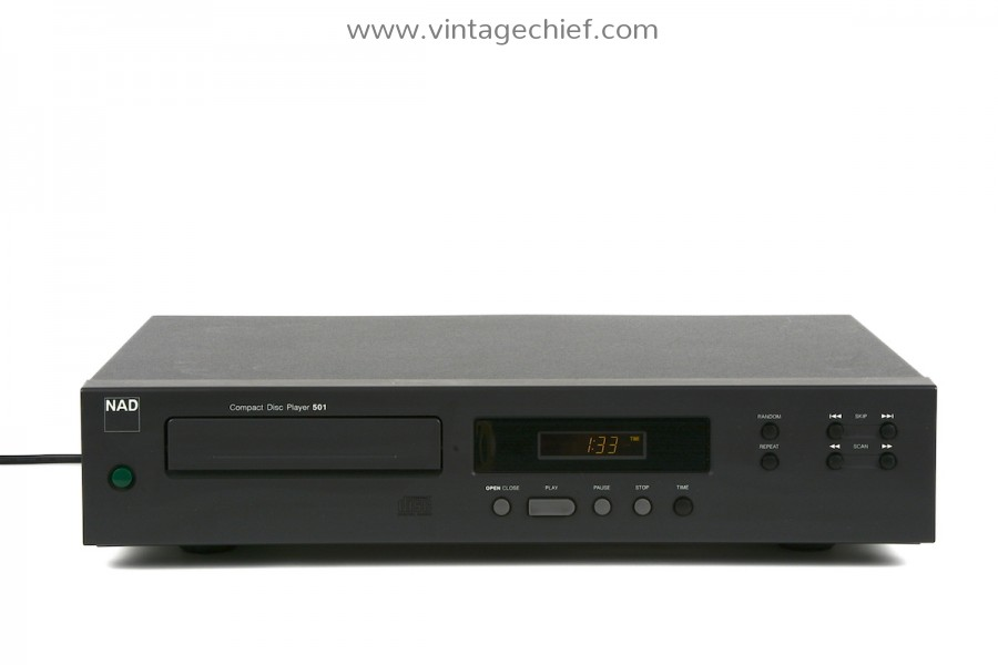 NAD 501 CD Player