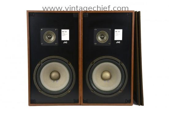 JVC SK-33 Speakers