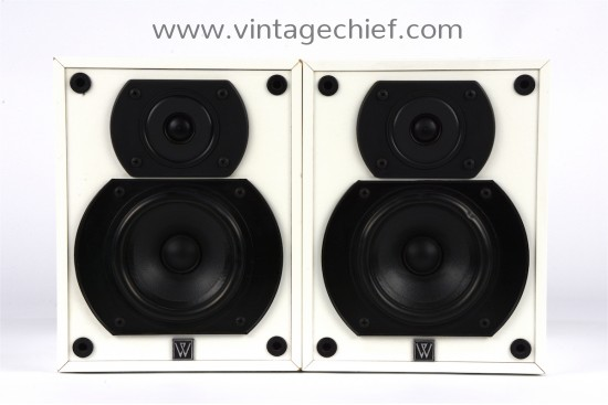 Wharfedale Diamond III Speakers