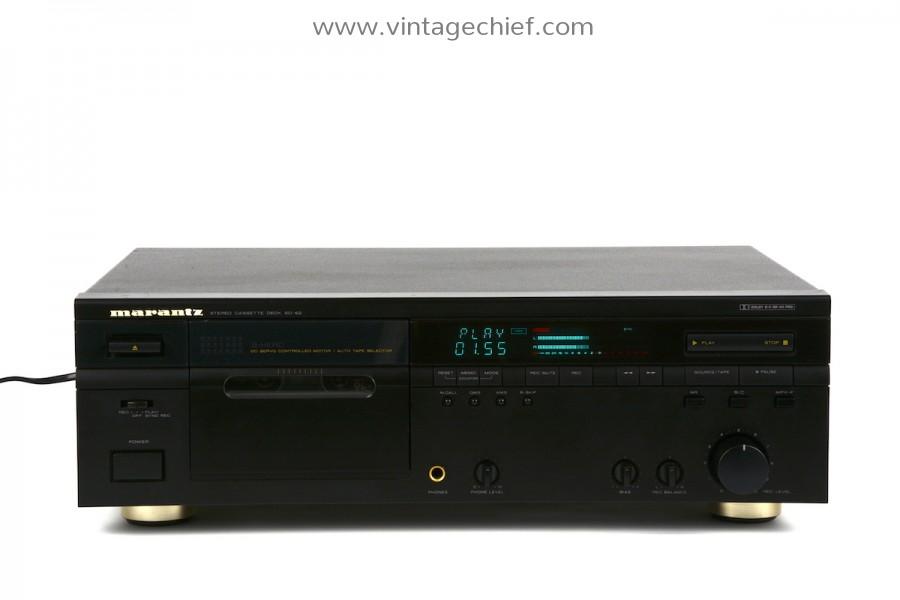 Marantz SD-62 Cassette Deck