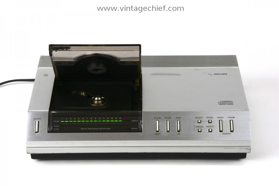 Philips CD100 CD Player