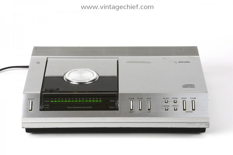 Philips CD100 CD Player