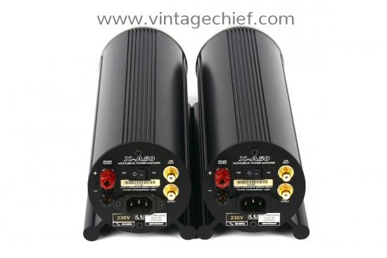 Musical Fidelity X-A50 Mono Power Amplifiers (2x)