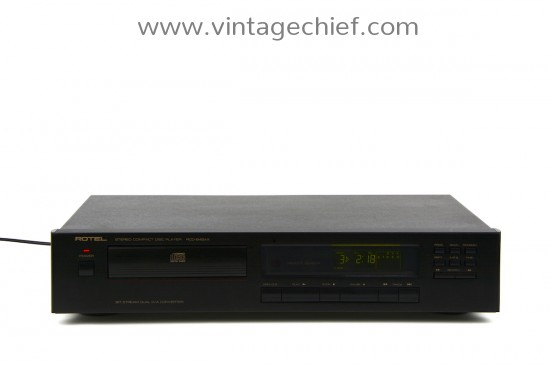 Rotel RCD-945AX CD Player
