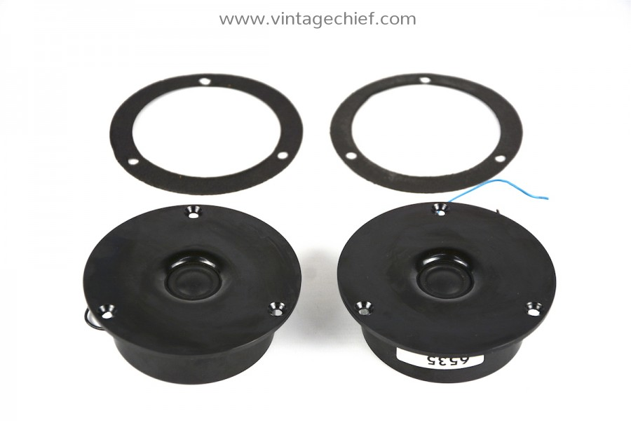 KEF T27 (Type: 6535) Tweeters (2x)
