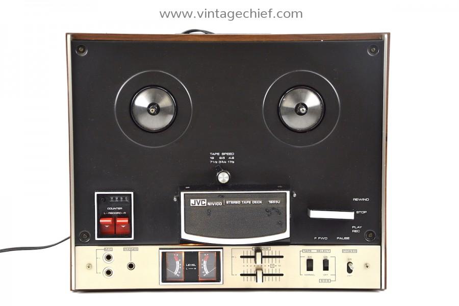 JVC Nivico 1695U Tape Recorder
