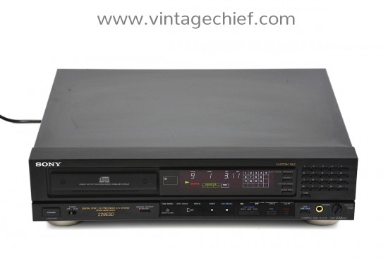 Sony CDP-228ESD CD Player