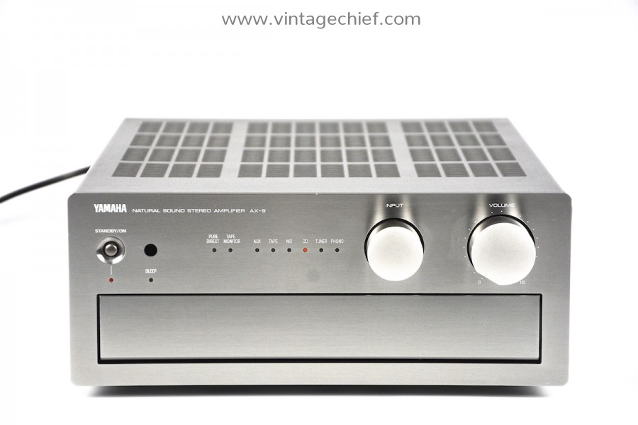 Yamaha AX-9 Amplifier