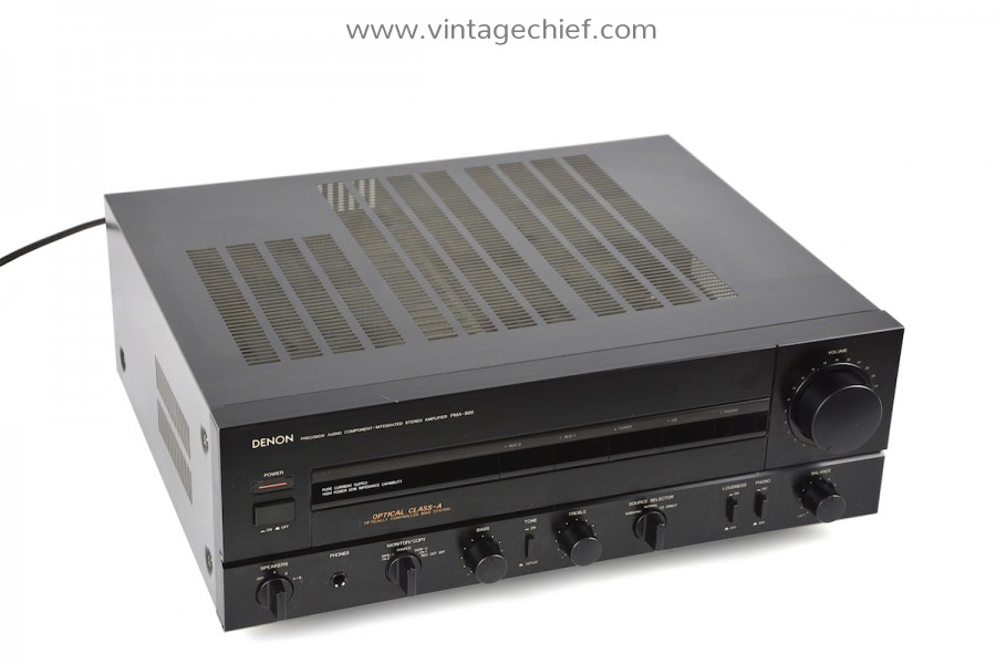 Denon PMA-920 Amplifier