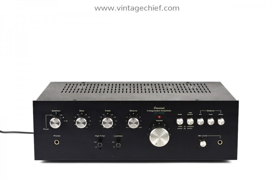 Sansui AU-3900 Amplifier