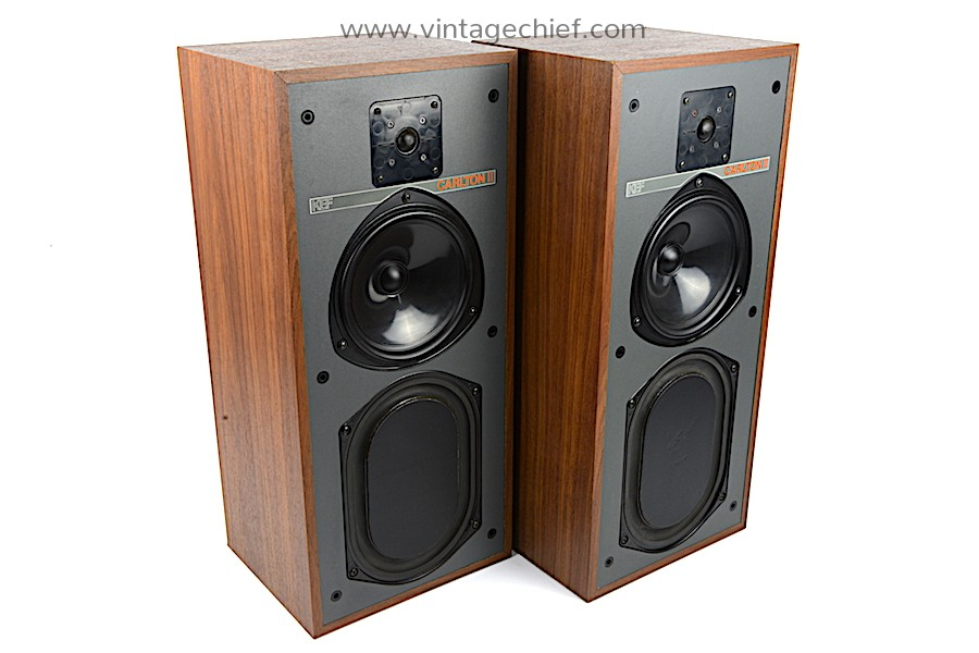 KEF Carlton II Speakers