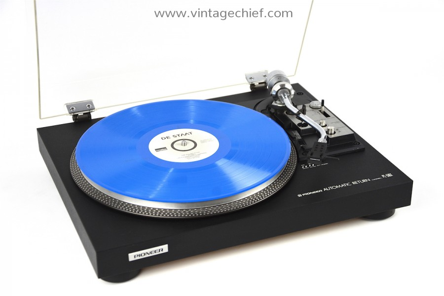 Pioneer PL-516X Turntable