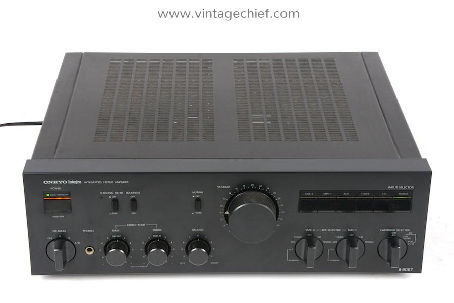 Onkyo Integra A-8057 Amplifier