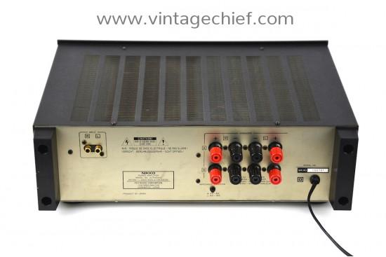Nikko Alpha 400 Power Amplifier