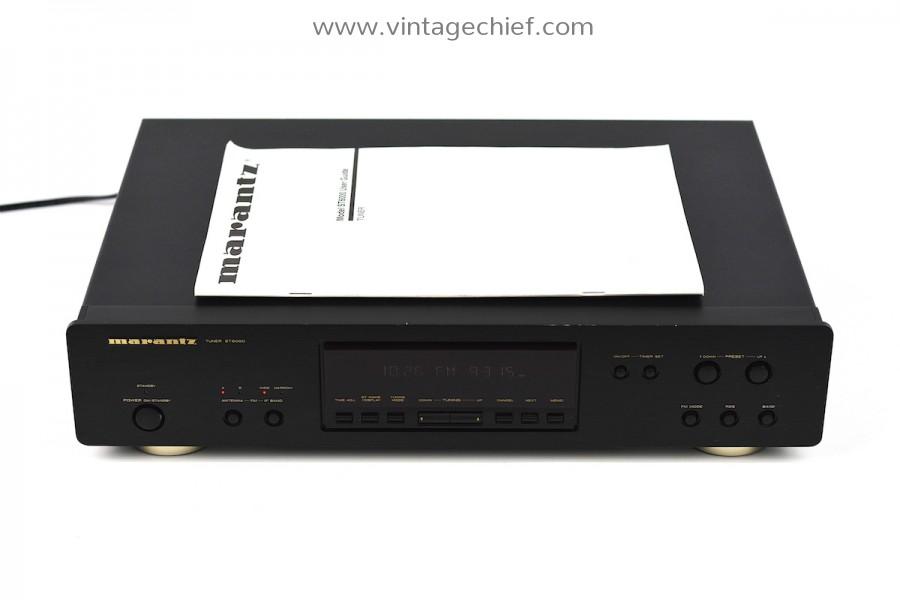 Marantz ST6000 FM / AM Tuner