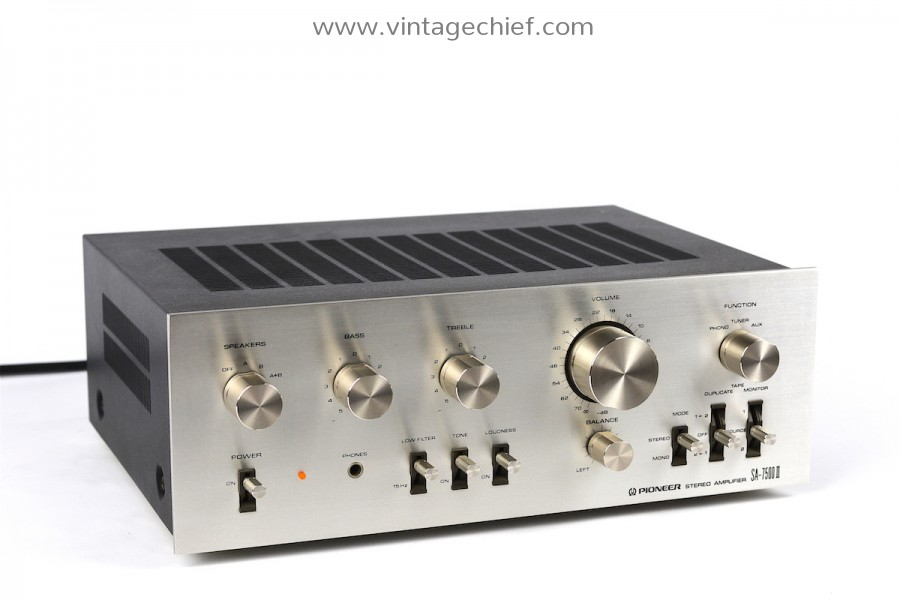 Pioneer SA-7500 II Amplifier